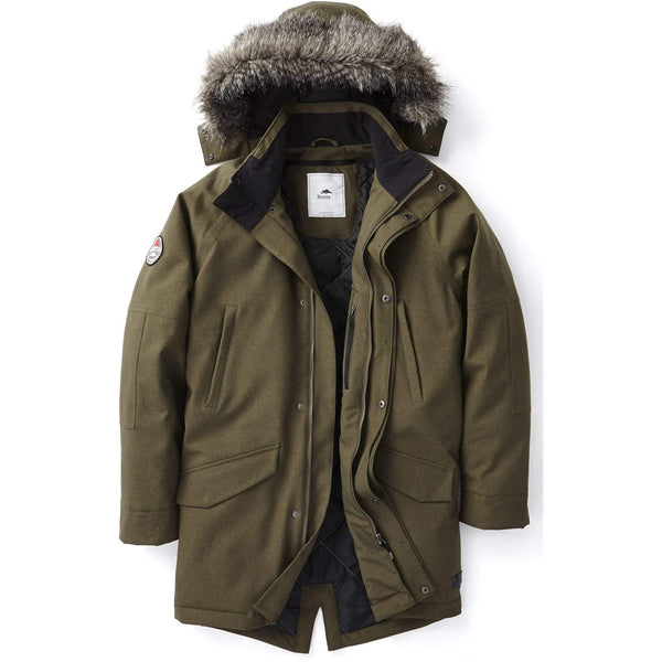 Roots Outerwear S / Loden Roots73 - Men's BRIDGEWATER