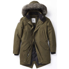 Roots Outerwear XS / Loden Roots73 - Women's BRIDGEWATER