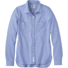 Roots Woven Shirts XS / Solace Blue Roots73 - Women's BAYWOOD Shirt