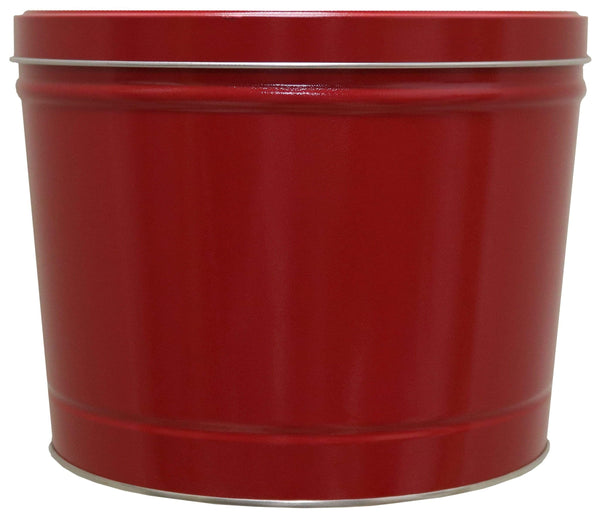 Rural Route 1 Accessories RURAL ROUTE 1 - HOLIDAY RED POPCORN TIN