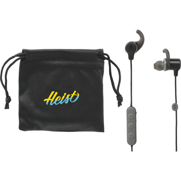 Skullcandy 10 piece minimum Non-apparel One size / Black Skullcandy Jib Plus Active Bluetooth Earbuds