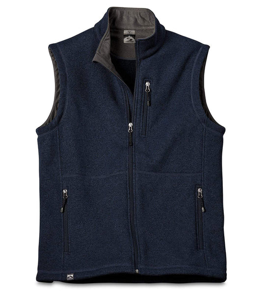 Storm Creek Fleece S / Navy Storm Creek - MEN'S SWEATERFLEECE VEST