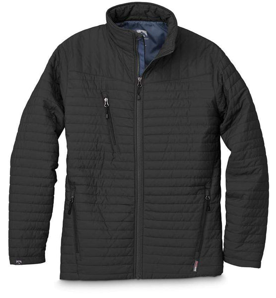 Storm Creek Outerwear S / Black Storm Creek - Kerrin – Men's Quilted Thermolite® Jacket