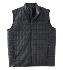 Storm Creek Outerwear S / Black Storm Creek - MEN'S ECO-INSULATED TRAVELPACK VEST
