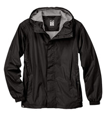 Storm Creek Outerwear S / Black Storm Creek - MEN'S WATERPROOF BREATHABLE PACKABLE RAIN JACKET