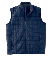 Storm Creek Outerwear S / Navy Storm Creek - MEN'S ECO-INSULATED TRAVELPACK VEST