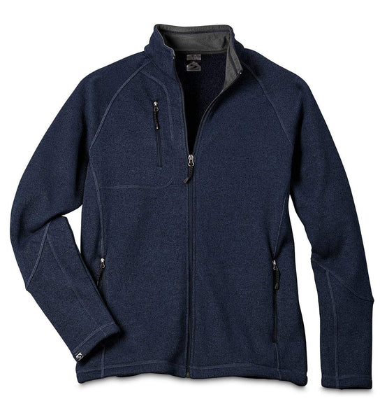 Storm Creek Outerwear S / Navy Storm Creek - MEN'S SWEATERFLEECE JACKET