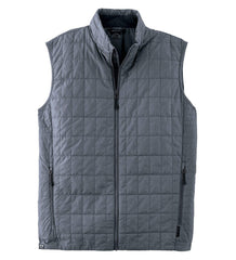 Storm Creek Outerwear S / Nickel Storm Creek - MEN'S ECO-INSULATED TRAVELPACK VEST