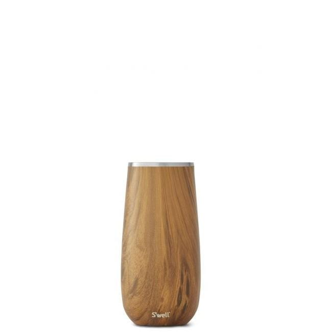 Swell Accessories 6oz / Teakwood S'well - 6oz Champagne Flute