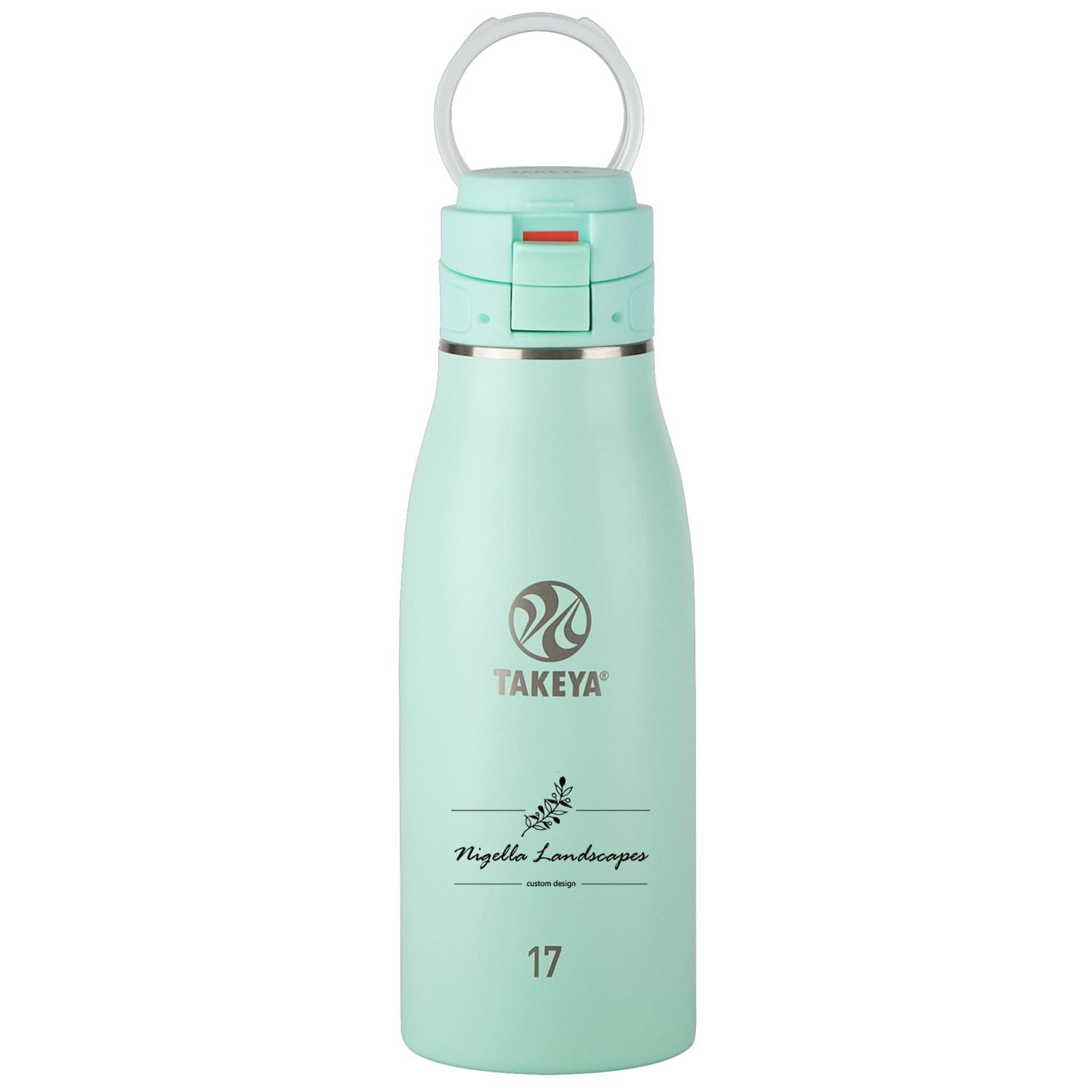 TAKEYA Accessories 17oz / Aqua TAKEYA TRAVELER 17 OZ