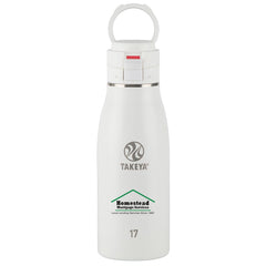 TAKEYA Accessories 17oz / White TAKEYA TRAVELER 17 OZ