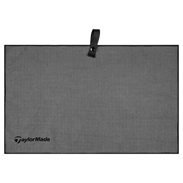 "TaylorMade - 12 piece minimum Accessories 15"" x 24"" / Grey Taylormade Microfiber Golf Cart Towel  15"" x 24"""