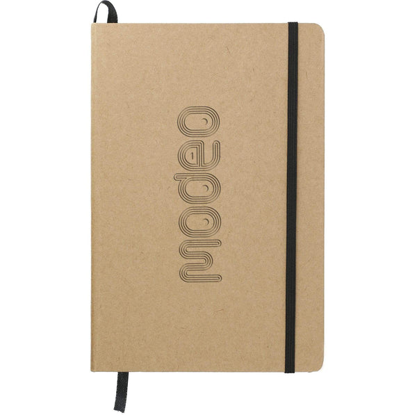 Threadfellows Accessories 96 piece minimum / Natural Recycled Ambassador Bound JournalBook