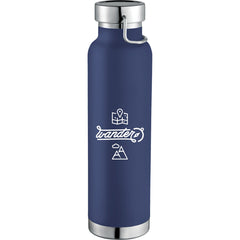 Threadfellows Accessories Copper Vacuum Insulated Bottle 22oz