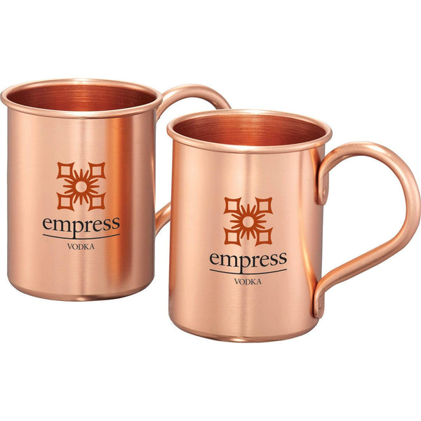 Threadfellows Accessories one size / Copper Moscow Mule Mug Gift Set