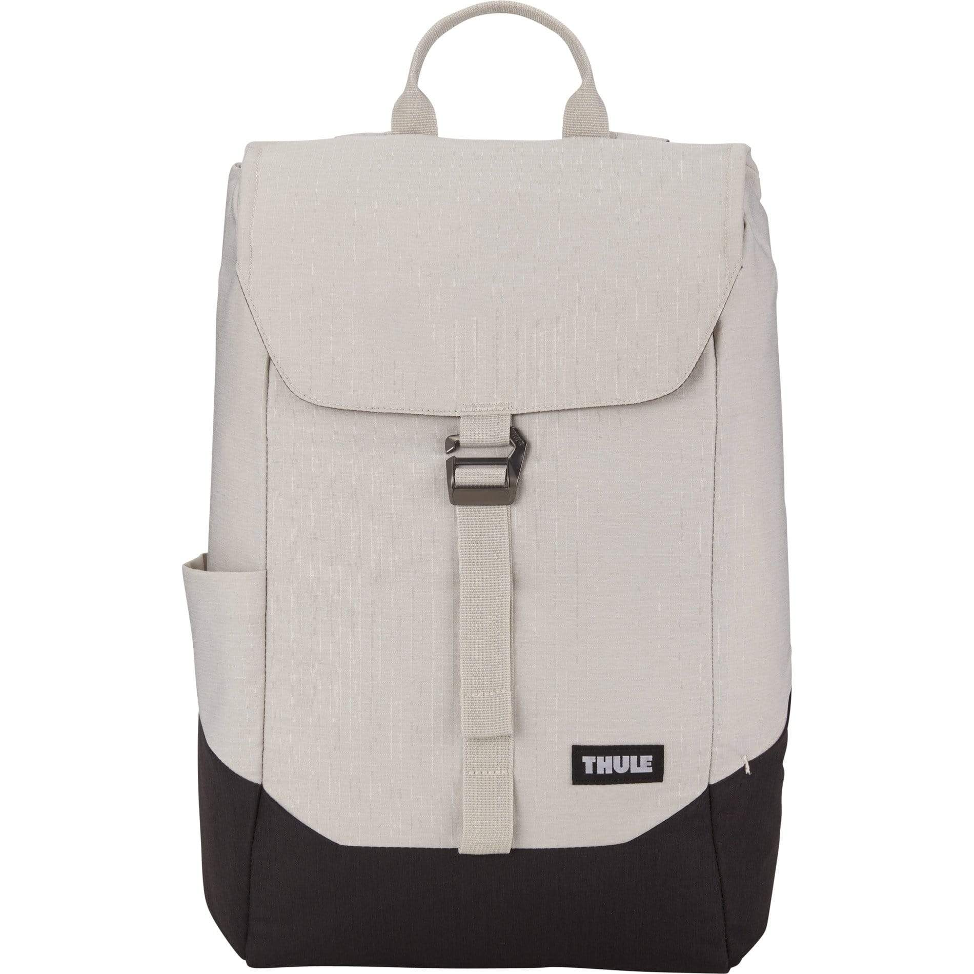 "Thule Bags One size / Concrete Thule® Lithos 15"" Computer Backpack 16L"