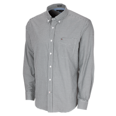 Tommy Hilfiger Woven Shirts Tommy Hilfiger - 100s Two-Ply Gingham Shirt