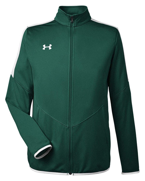 Under Armour Activewear S / Forest Green Under Armour - Men's Rival Knit Jacket