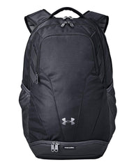 Under Armour Bags ONE SIZE / Black/SIlver Under Armour - Hustle II Backpack