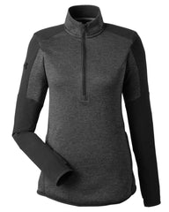 Under Armour Layering XS / Black Under Armour - Women's Qualifier Hybrid Corporate 1/4 Zip
