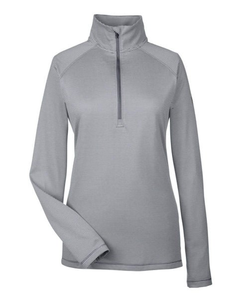 Under Armour Layering XS / Graphite Under Armour - Women's Tech Stripe Quarter Zip