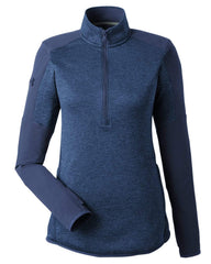 Under Armour Layering XS / Midnight Navy Under Armour - Women's Qualifier Hybrid Corporate 1/4 Zip