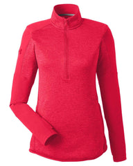 Under Armour Layering XS / Red Under Armour - Women's Qualifier Hybrid Corporate 1/4 Zip