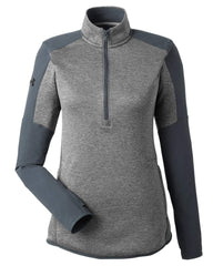 Under Armour Layering XS / Stealth Grey Under Armour - Women's Qualifier Hybrid Corporate 1/4 Zip