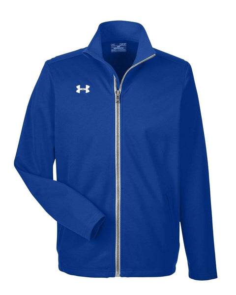 Under Armour Outerwear S / Royal Under Armour - Men's Ultimate Team Jacket