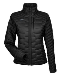 Under Armour Outerwear XS / Black Under Armour - Ladies' Corporate Reactor Jacket