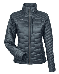 Under Armour Outerwear XS / Stelth Grey Under Armour - Ladies' Corporate Reactor Jacket