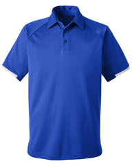 Under Armour Polos S / Royal Under Armour - Men's Corporate Rival Polo