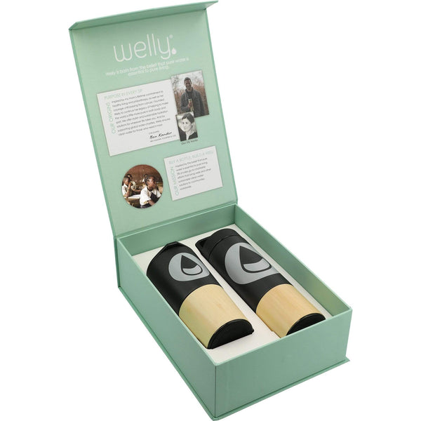 Welly Accessories one size / Black Welly - Tumbler & Traveler Bundle Set