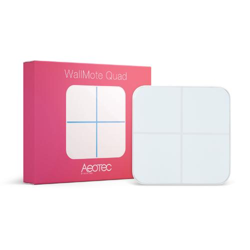 Aeotec WallMote - Remote Switch with 4 Buttons