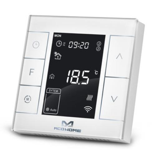 MCO Home Water Heating Thermostat & Humidity Sensor