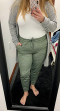 Load image into Gallery viewer, *Plus Size* Olive Jogger