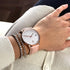 Coral Pink Classic Chic Watch