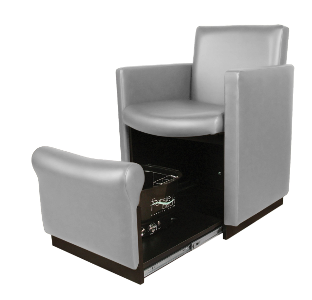 Modern Plumbless Pedicure Chair