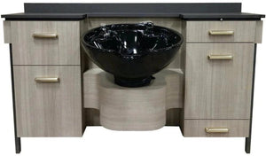 "PS Exclusive 54"" Luxe Wet Station"