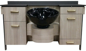 "PS Exclusive 67"" Luxe Wet Station"