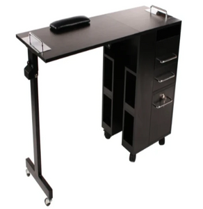 Folding Manicure Table
