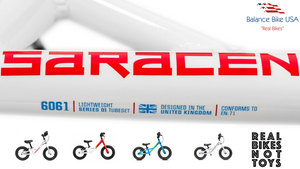 Saracen UK Kids Bikes