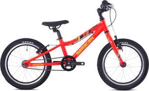 Saracen Mantra 16 inch Kids Bike Red