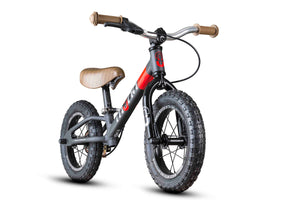 "The PRO Mini 12"" Balance Bike by MUNA ""Black"""