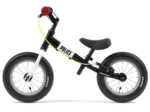 "TooToo 12"" Balance Bike by YEDOO ""Police"""