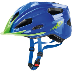 "Quatro Junior Helmet by Uvex Germany ""Blue"""