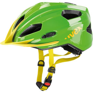 "Quatro Junior Helmet by Uvex Germany ""Green"""
