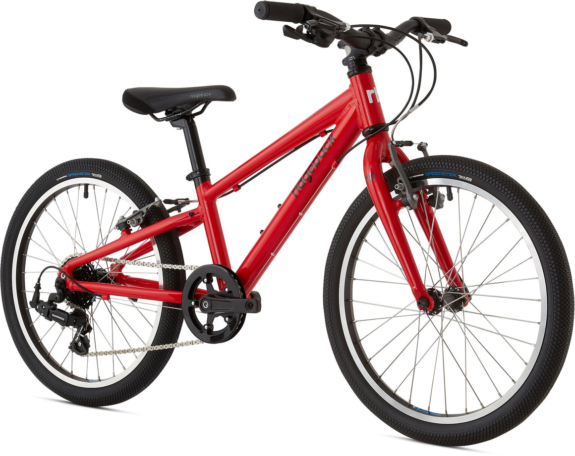 "Ridgeback Dimension 20"" Kids Bike ""RED"""