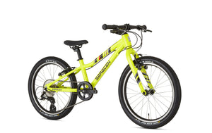Saracen Mantra 2.0R Youth Mountain Bike | Lime