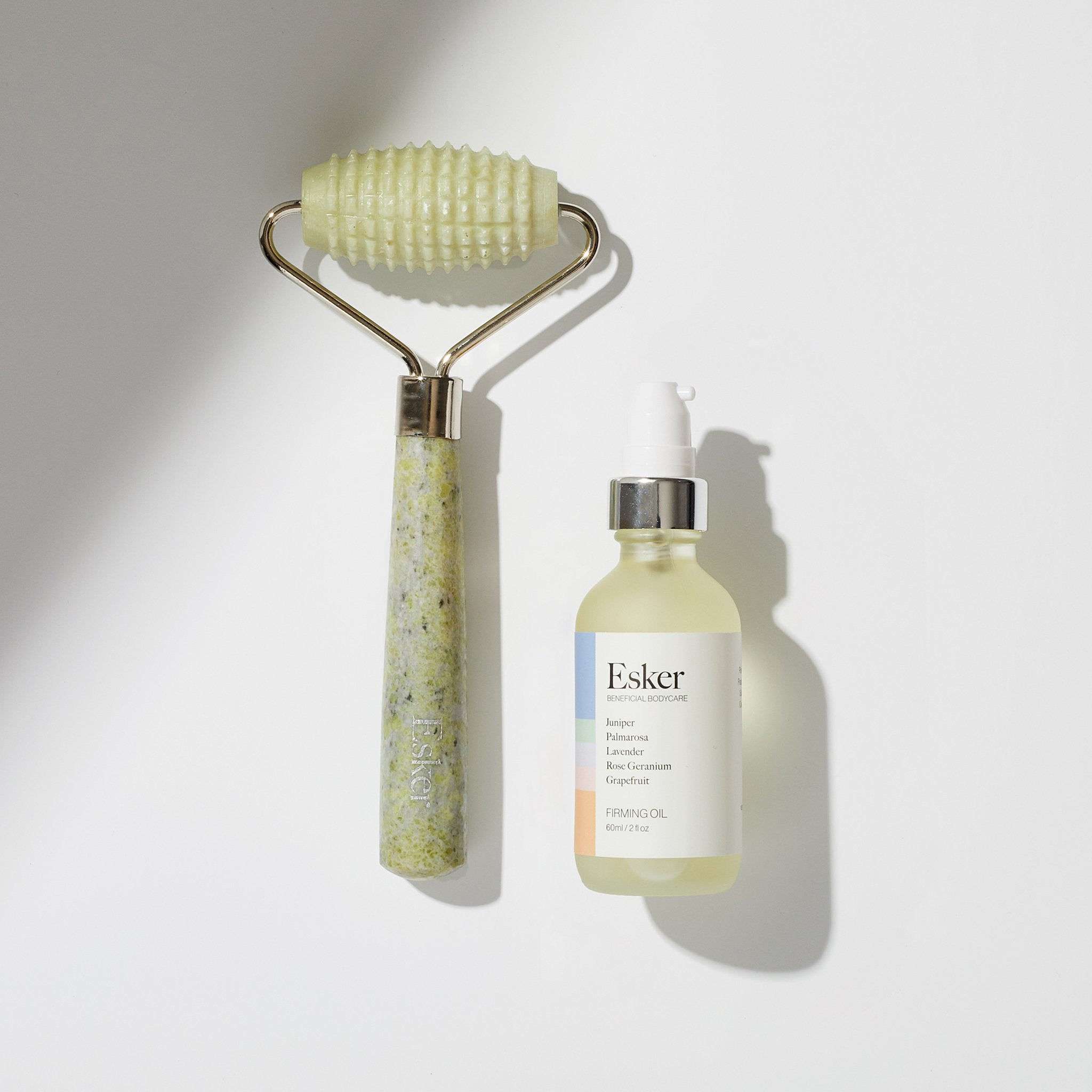 Allover Roller + Firming Oil Duo